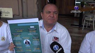 Ciudadanos Observando denunció red de corrupción en la Secretaría de Salud.