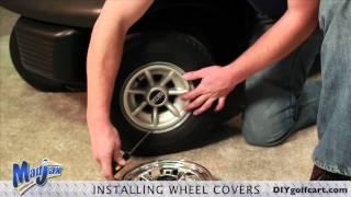 63f0d443c40 Golf Cart Wheel Covers