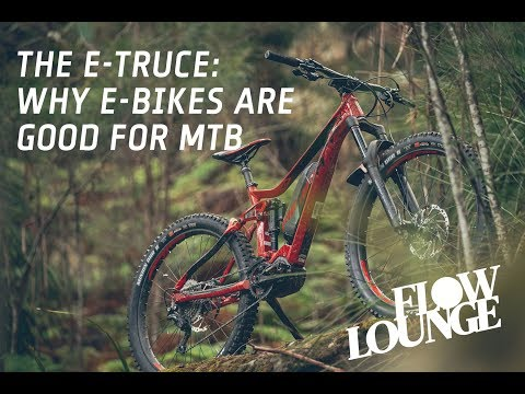 E-MTBs: They're not a fad, and they're good for the sport - It's time for an e-truce