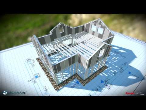 BIM med ArchiCAD: Precut- og elementproduksjon