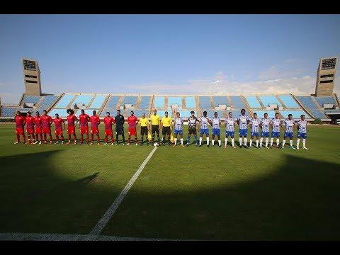 ملخص المباراة الودية : اتحاد طنجة 1/1 أولمبيك أسفي