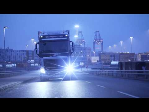Volvo Trucks ? Easier navigation, efficient fleet management - System for services and infotainment