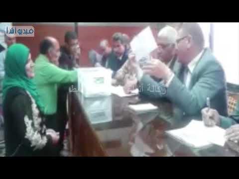 بالفيديو :اجراء القرعة العلنية لتوزيع عدد 45 منزل ريفي و45 قطعة أرض على شباب الخريجين بالإسماعيلية