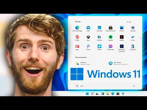 I tried Windows 11!