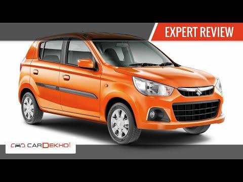 Maruti Alto K10 (Automatic) | Expert Review | CarDekho.com