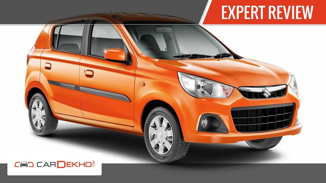 मारुति ऑल्टो k10 (automatic)   expert रिव्यू   कारदेखो.कॉम