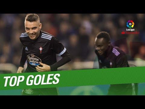TOP Goals December LaLiga Santander 2017/2018