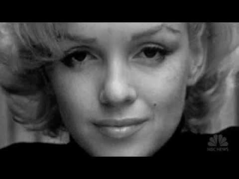 Marilyn Monroe - Rare Radio Interview 1955 1/2