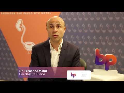 Dr. Fernando Cotait Maluf no IX Congresso Internacional de Uro-Oncologia