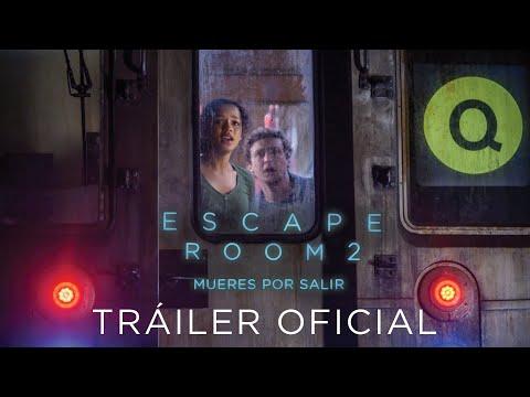 ESCAPE ROOM 2: MUERES POR SALIR - Tráiler Oficial en ESPAÑOL   Sony Pictures España