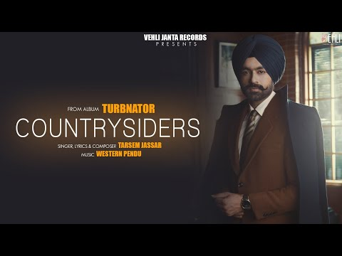 COUNTRYSIDERS LYRICS - Tarsem Jassar | Turbanator