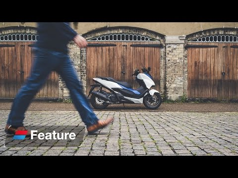 Honda Forza 125cc Scooter long term test review