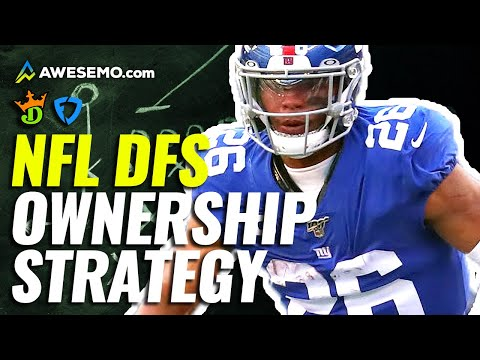 Week 1 NFL DFS Strategy Show: Expert DraftKings & FanDuel Ownership Projections   Wednesday 9/8
