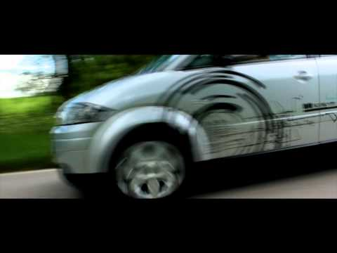 Audi A2 The electric version