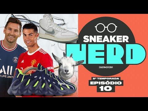 SneakerNerd Por SneakersBR - S02 Ep.10: GOATs - Os Melhores De Todos Os Tempos