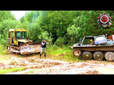 First Vehicle Recovery Job With The 5 Ton ATV (2019)