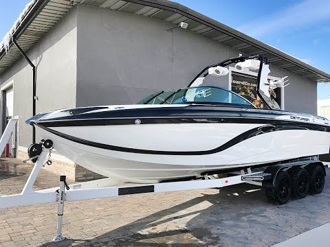 2017 Centurion Ri257 in White / Black Flake