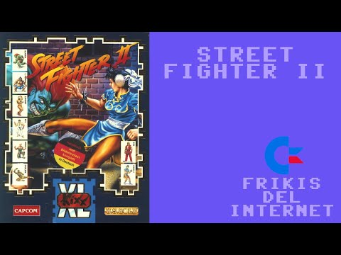 Street Fighter II (c64) - Walkthrough comentado (RTA)