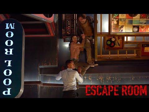 ESCAPE ROOM. Vive la experiencia en 360. En cines 15 de marzo.