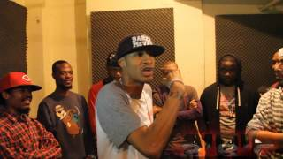 SPITTAZ BATTLE LEAGUE peresents: BARZZ McVAY VS ROZ THE POET