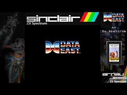 Data East en Zx Spectrum