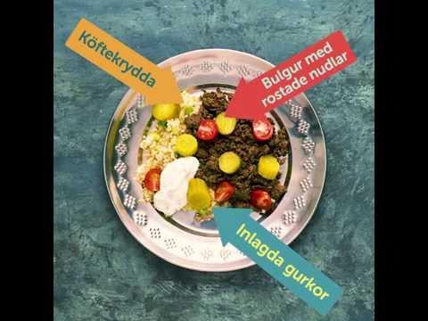 Sevan - Meze Dinner Kit Köfte - Middagen är klar, yalla!