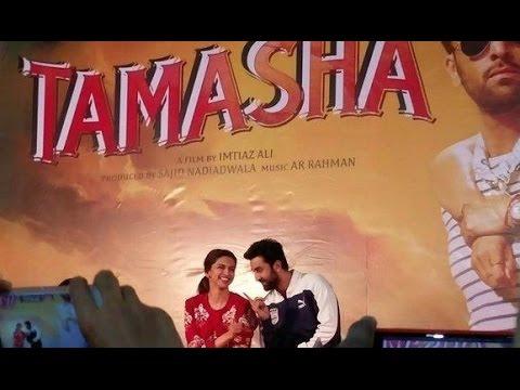 Ranbir And Deepika's New Matargashti Steps!