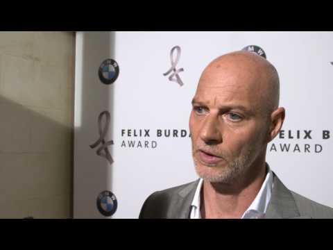 """""""Was ist das besondere am Felix Burda Award, Simon Licht?"""""""