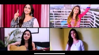 Donal Bisht, Needhi, and other television actors re-create song 'Hum Honge Kamiyab' | Checkout Now! - TELLYCHAKKAR