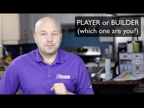 PLAYER or BUILDER (Which one are you?)
