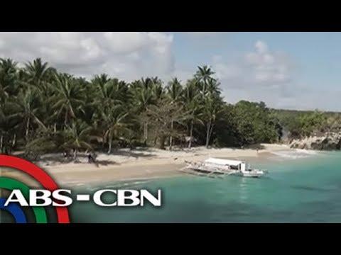 'Vanishing Island' sa Albay, swak na summer pasyalan | Bandila