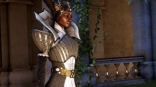 Dragon Age: Inquisition - Make Vivienne a Godless Killing Machine
