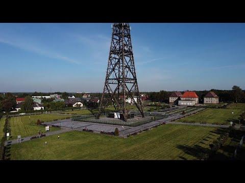 Radiostacja w Gliwicach z powietrza: najpiękniejsze miejsca na Górnym Śląsku