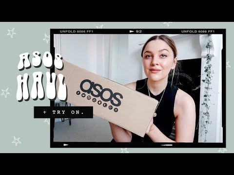 SUMMER ASOS HAUL + TRY ON | I Covet Thee