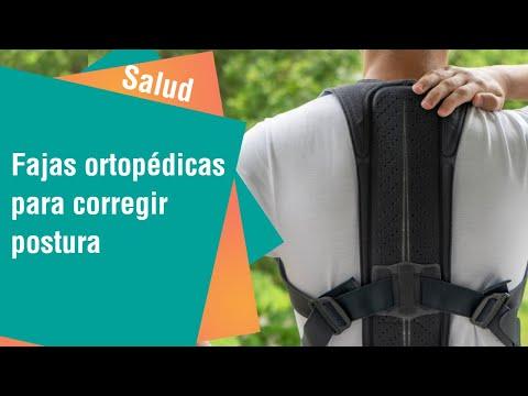 Fajas ortopédicas para corregir postura   Salud