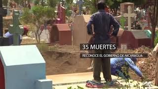 NICARAGUA: ¡CUIDADO…VAN 805 MUERTOS POR COVID-19!