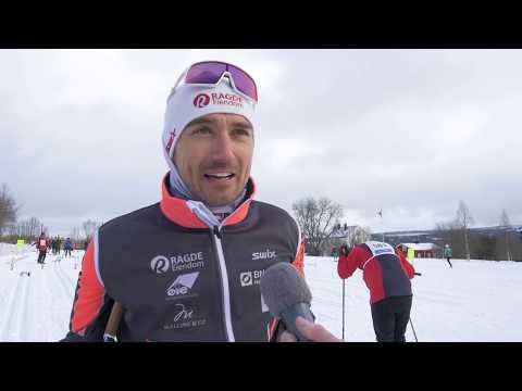 Høydepunktene fra Trysil Skimaraton 2020