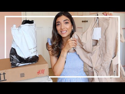H&M, & Other Stories & Home HAUL! | Amelia Liana