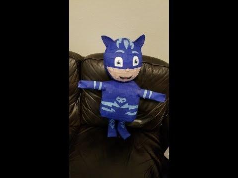 Diy Catboy PJ Masks Pinata Part 2