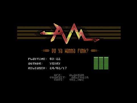 Ysyry - Do you wanna funk? (C64 SID)