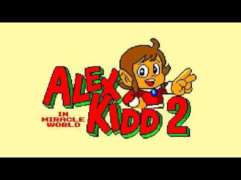 Alex Kidd in Miracle World 2 (gameplay)
