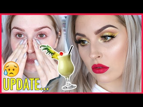 SH*T LIFE UPDATE ? Chit Chat GRWM ?? COCKTAIL SERIES Pina Colada