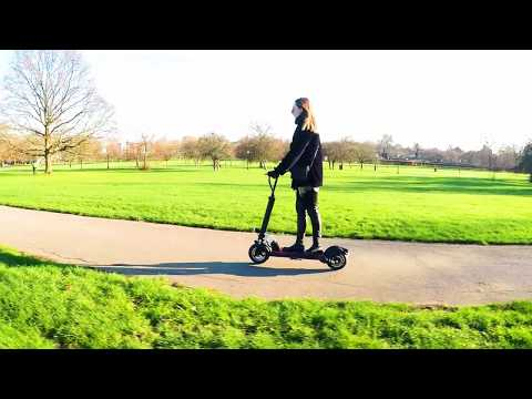 FuroSystems FUZE -  A High Performance Best Selling Electric Scooter