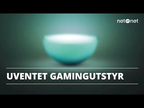 Utstyr til gamingrommet   NetOnNet Klubbhylla