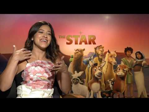 The Star Interview w/ Gina Rodriguez 'Virgin Mary'