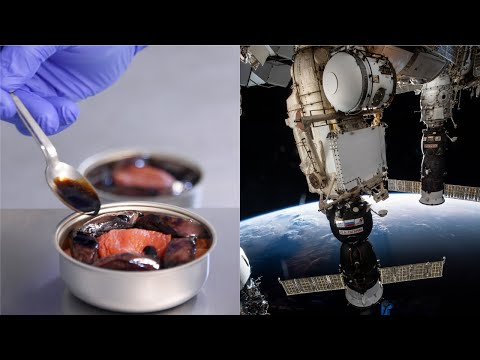 Out of this world: French gastronomy heading to the ISS