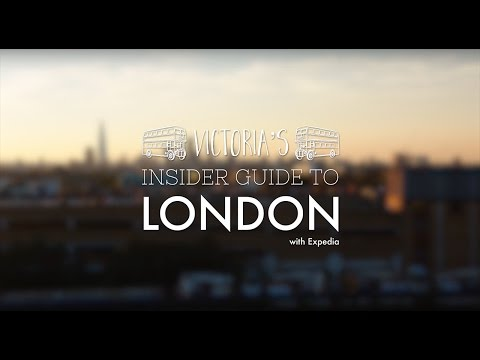 Victoria's Insider Guide to London - Episode 3: 24 hours in London as a Londoner