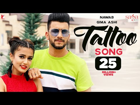 Tattoo - Nawab Ft. Gima Ashi   Official Song   StarboyMusicX   New Punjabi Song 2019