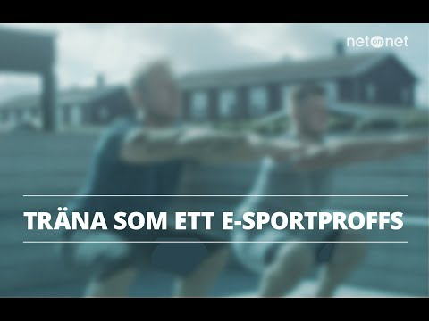 NetOnNet Klubbhyllan: Träna som ett e-sportproffs