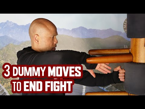 3 simple Dummy moves to end fight!